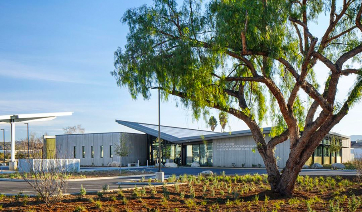 EAST COUNTY OFFICE & ARCHIVES