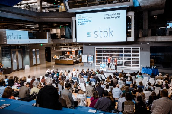 Acterra Business Environmental Awards: stok Recognized as Leader in Sustainability and Social Justice