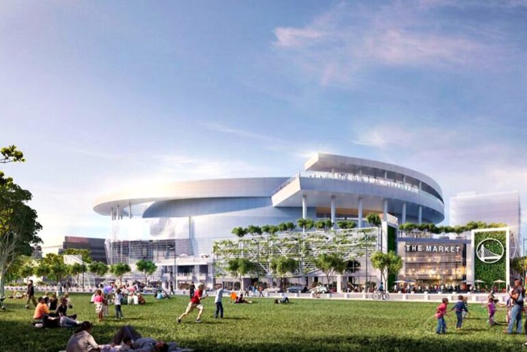 Chase Center LEED Gold Certification: Q&A with Sustainability Team