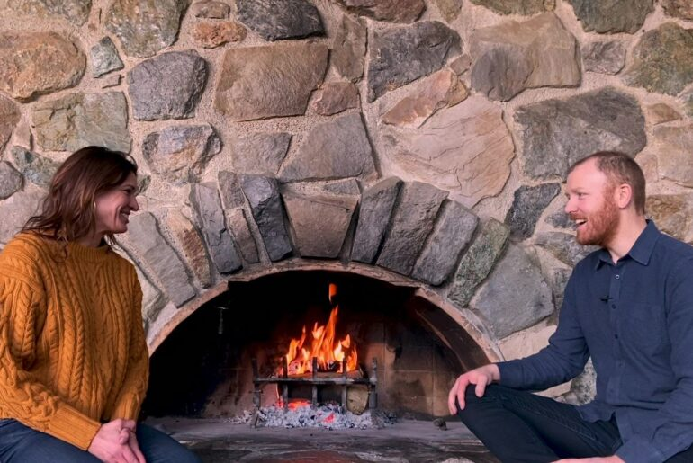Video: Fireside Chat with Christina Weber