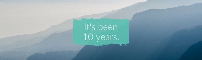 10-Year Message From stok Founder